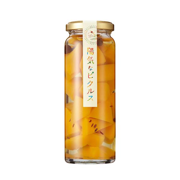 バターナッツかぼちゃのスパイスピクルス